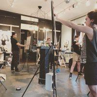 New Art Classes at SPQR