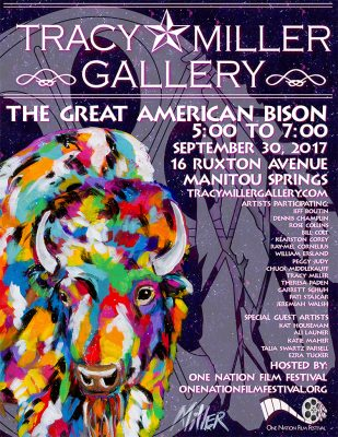'The Great American Bison'