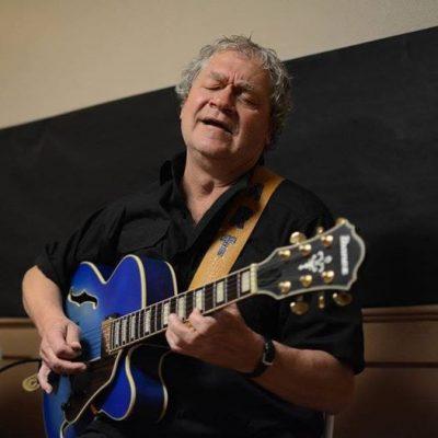 Alan Joseph and Mitch Chmara Jazz Guitar Duo