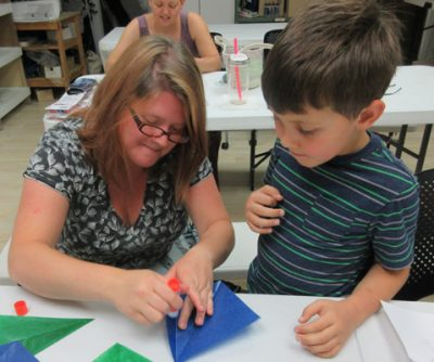 August Art Classes