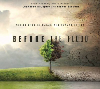 Ivywild Indie Movie Night: Before the Flood