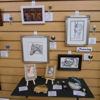 Call for Entry: 6th Annual Judged Miniature Art Show