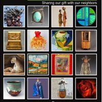 Preview Show and Opening Reception presented by Front Range Open Studios at Bella Art and Frame Gallery, Monument CO