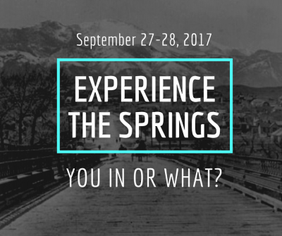 Experience the Springs