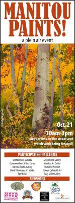 Manitou Paints! A Plein Air Event