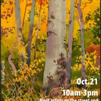 Manitou Paints! A Plein Air Event