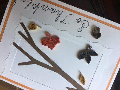 Paper Quilling Workshop
