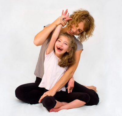 Playful Yoga for Kids and Caregivers