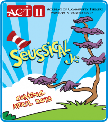 'Seussical Jr.' presented by Academy of Community Theatre at First United Methodist Church, Colorado Springs CO