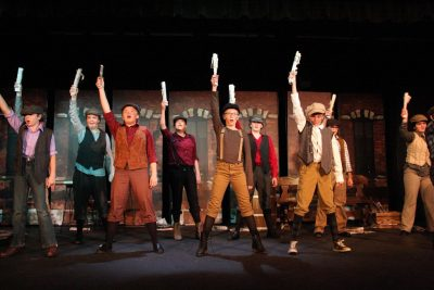 Stage Combat Class: Grades 4-6 presented by Academy of Children's Theatre at ,