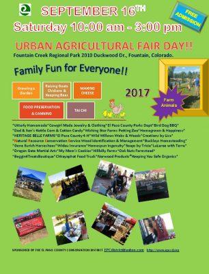 Urban Agriculture Fair