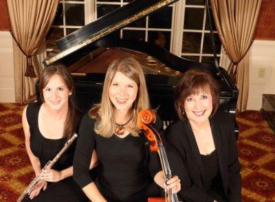 St. Andrew's Recital - Trio Vivante