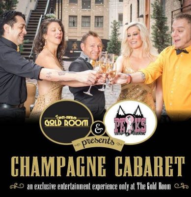 The Champagne Cabaret