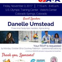 2017 Breakfast with Champions Fundraiser