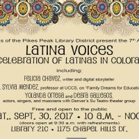 7th Annual Latina Voices