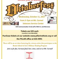 PILLAR Oktoberfest presented by PILLAR Institute for Lifelong Learning at ,