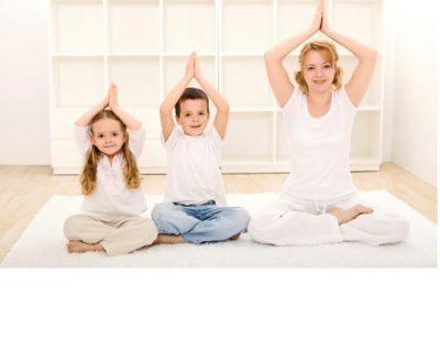 Free Flow Kiddo Yoga