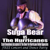 Suga Bear vs The Hurricanes