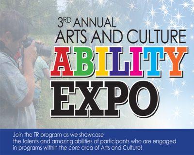 3rd Annual Arts & Culture Ability Expo