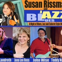Susan Rissman with Blazz