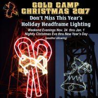 Holiday Headframe Lighting
