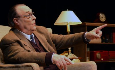 An Evening with C.S. Lewis: A Theatrical Experienc...