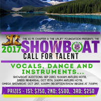 Omega Showboat Extravaganza XIV presented by Uplift Foundation at Antlers Hotel, Colorado Springs CO