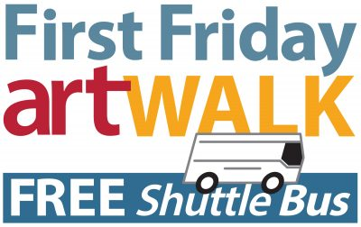 First Friday Art Walk Shuttle Bus