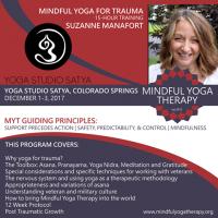 Mindful Yoga for Trauma