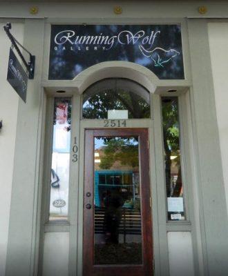Running Wolf Gallery