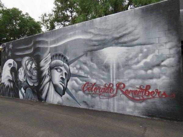 West Side Tattoo: 9/11 Memorial