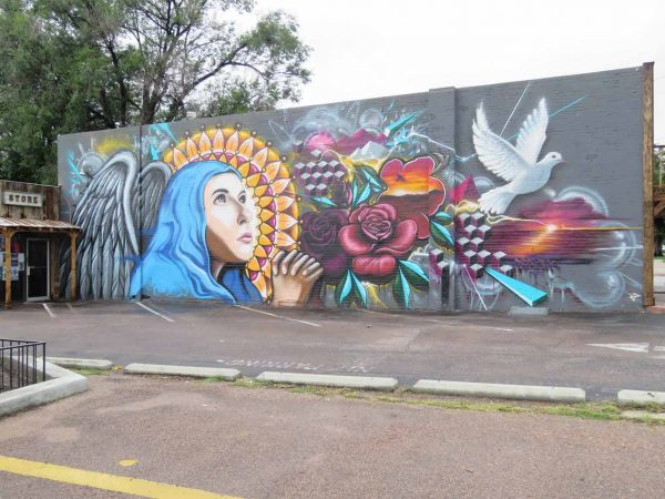 West Side Tattoo: Northeast Wall