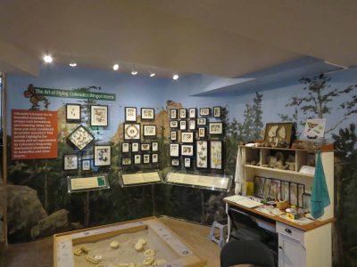 North Cheyenne Canon: Starsmore Visitor Center: Ca...
