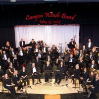 Canyon Winds Band located in Colorado Springs CO