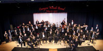 Canyon Winds Band