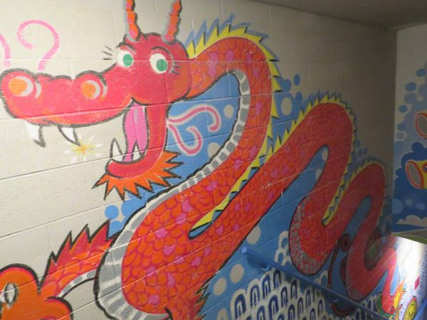 CityROCK: Friendly Dragon