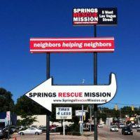 Springs Rescue Mission located in Colorado Springs CO