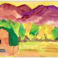 Living Memories: Watercolor Paintings