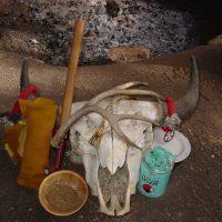 Chanku Luta Inipi (Red Road Sweat Lodge)