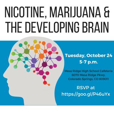 Nicotine, Marijuana, and the Developing Brain