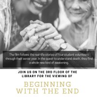 'Beginning with the End' presented by UCCS - Kraemer Family Library at UCCS - Kraemer Family Library, Colorado Springs CO