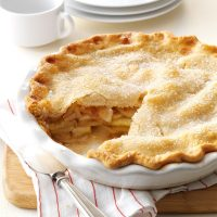 Holiday Pie Baking Contest