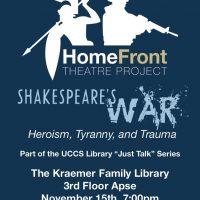 Shakespeare's War