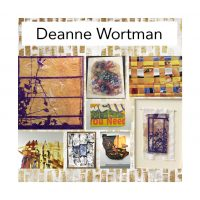 Talk and Demonstration: Deanne Wortman presented by UCCS Visual and Performing Arts: Visual Art Program at UCCS - The Heller Center, Colorado Springs CO