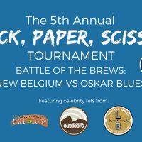 5th Annual Rock Paper Scissors Tournament