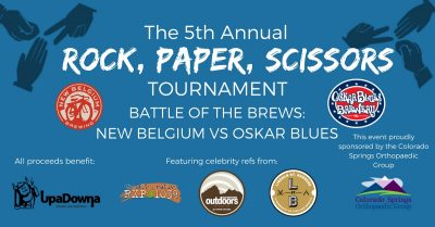 5th Annual Rock Paper Scissors Tournament