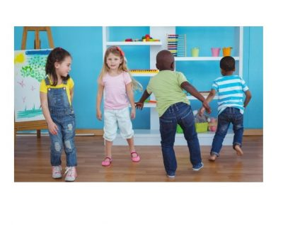 Programs for Kids: Stay and Play Story Time