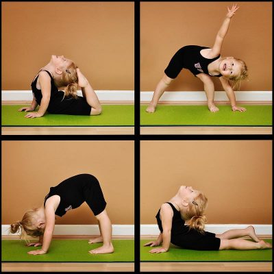 Programs for Kids: Free Flow Kiddo Yoga