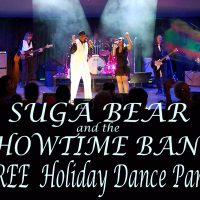 Suga Bear's Holiday Dance Party
