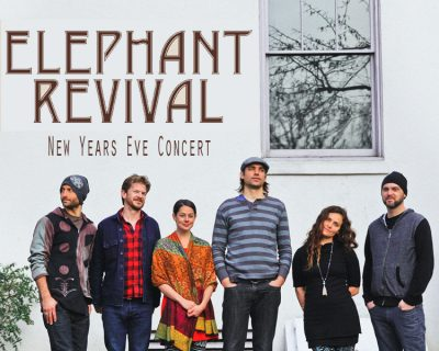 Elephant Revival New Years Eve Concert presented by Stargazers Theatre & Event Center at Stargazers Theatre & Event Center, Colorado Springs CO
